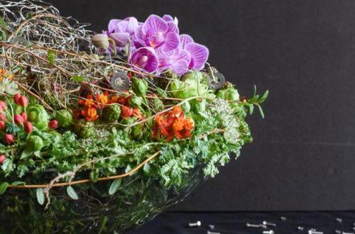 生け花の作品